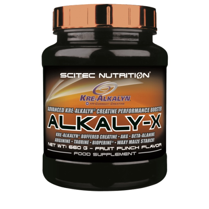 Alkaly X - Scitec nutrition - booster | Toutelanutrition
