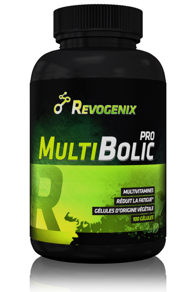 Multibolic pro - Revogenix - vitamines | Toutelanutrition