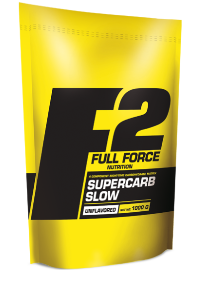 Supercarb slow - FullForce - booster | Toutelanutrition