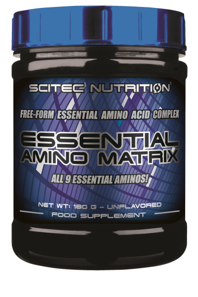 Essential amino matrix - Scitec - acide aminé | Toutelanutrition