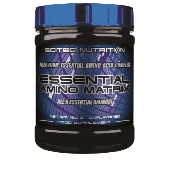 Essential amino matrix - Scitec - acide aminé | Toutelanutrition