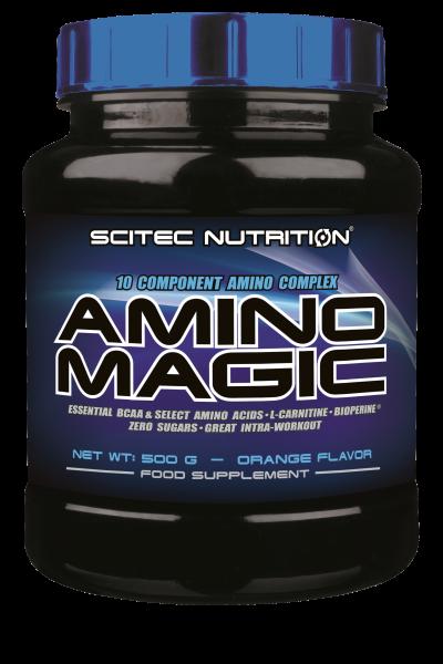 Amino magic - acide aminé | Toutelanutrition