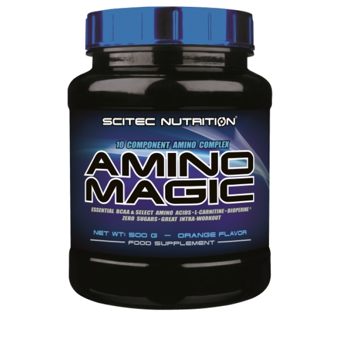 Amino magic - acide aminé | Toutelanutrition