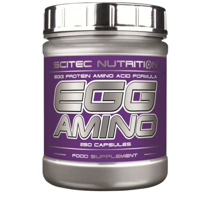 Egg amino - Scitec nutrition - acide aminé | Toutelanutrition
