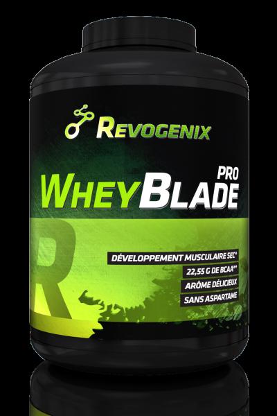 Whey Blade Pro - Proteine Revogenix | Toutelanutrition