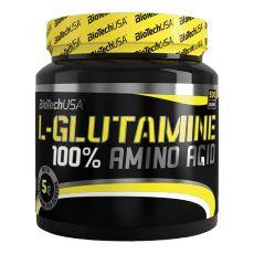 100% l-glutamine - acide aminé - Biotech USA