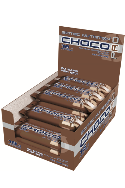 Choco pro - Scitec nutrition - barre protéinée   Toutelanutrition