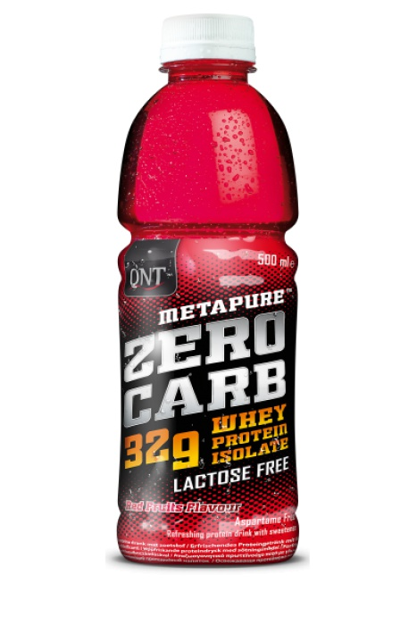 Zero carb rtd - QNT - proteine | Toutelanutrition