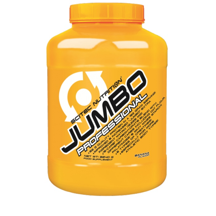 Jumbo professional - Scitec nutrition - gainer | Toutelanutrition