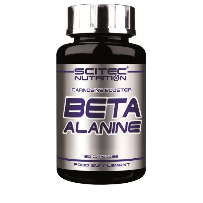 Beta alanine scitec booster musculation | Toutelanutrition