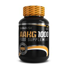 Aakg 1000 - Biotech USA - booster musculation | Toutelanutrition