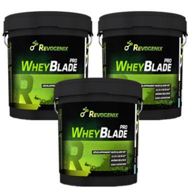 whey blade pro revogenix proteine whey