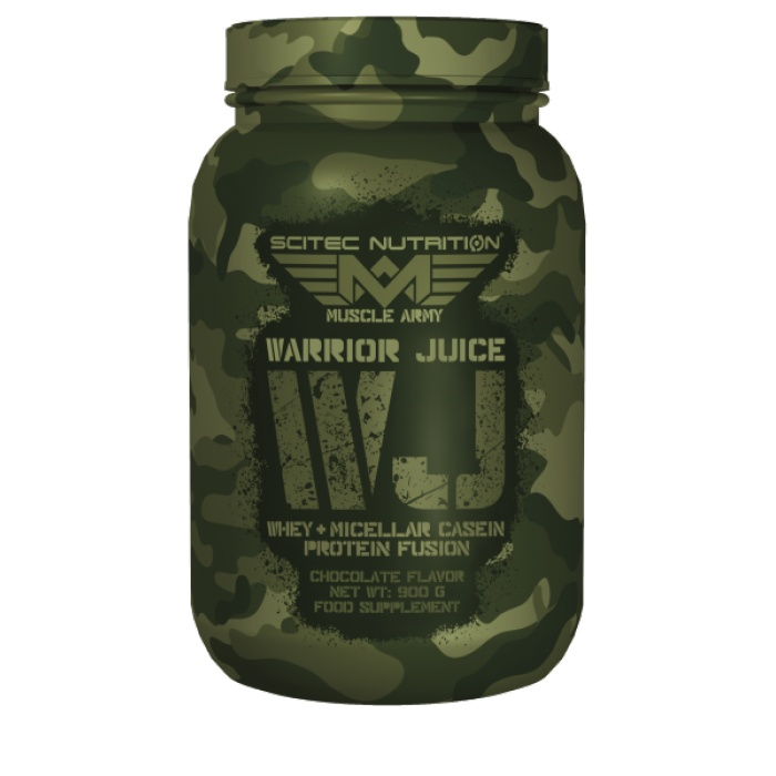 Caseine Warrior Juice - Proteine Scitec Nutrition | Toutelanutrition