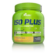 Iso plus powder - Olimp Nutrition - booster | Toutelanutrition