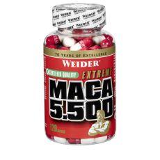 Maca 5500 - Weider - booster hormonal | Toutelanutrition