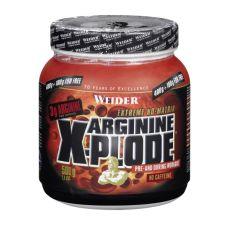Arginine x plode - Weider - booster | Toutelanutrition