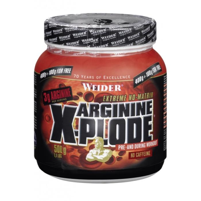 Arginine X-Plode