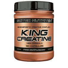 King creatine - Scitec nutrition - créatine | Toutelanutrition