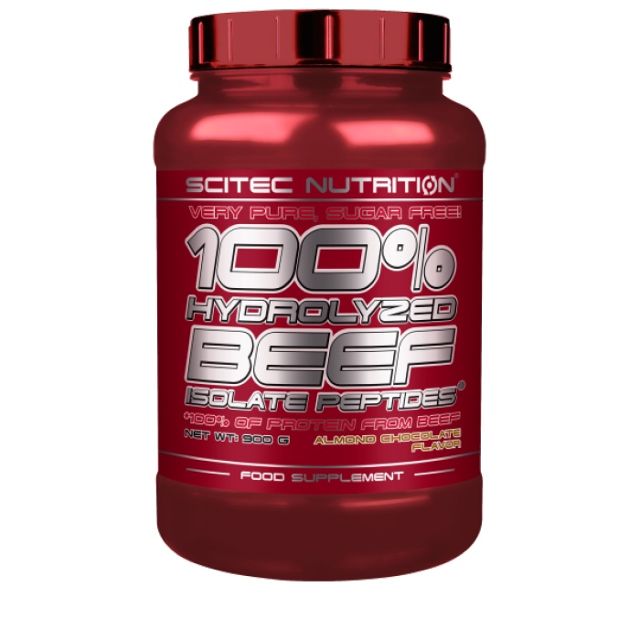 100% Hydrolized Beef - isolate peptides