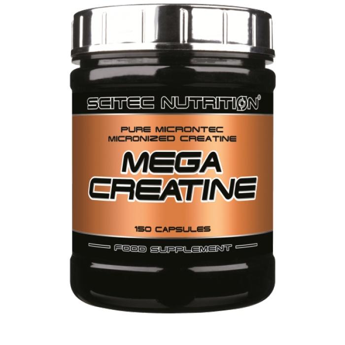 Mega créatine - Scitec Nutrition | Toutelanutrition