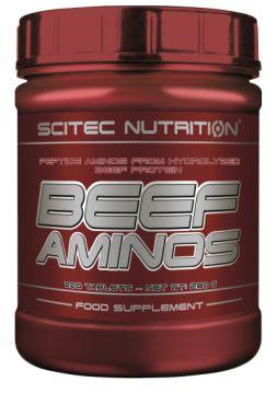 Beef aminos - Scitec nutrition - acide aminé | Toutelanutrition