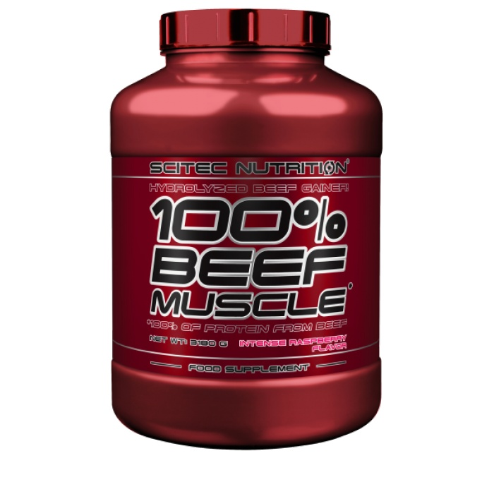100% beef muscle - Scitec nutrition - gainer | Toutelanutrition