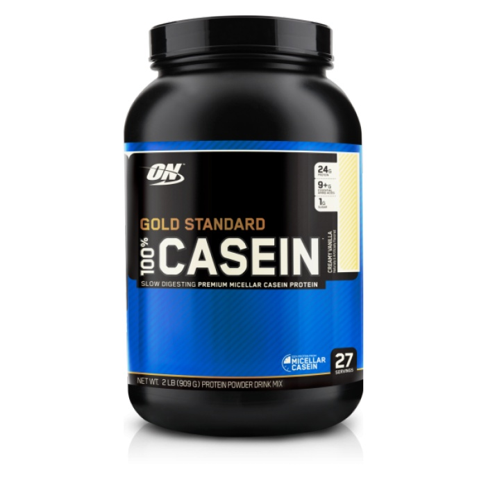 100% Casein Gold - Proteine Optimum Nutrition | Toutelanutrition