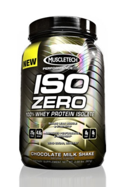 Iso zero - Muscletech - whey isolate | Toutelanutrition