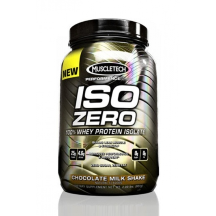 Iso zero - Muscletech - whey isolate | Toutelanutrition