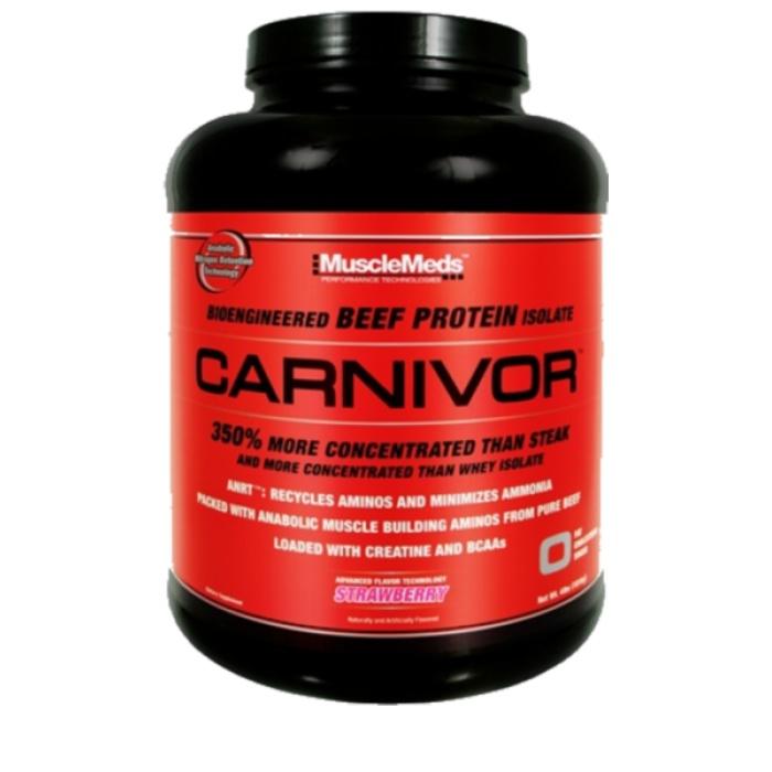 Carnivor - Musclemeds - proteine | Toutelanutrition