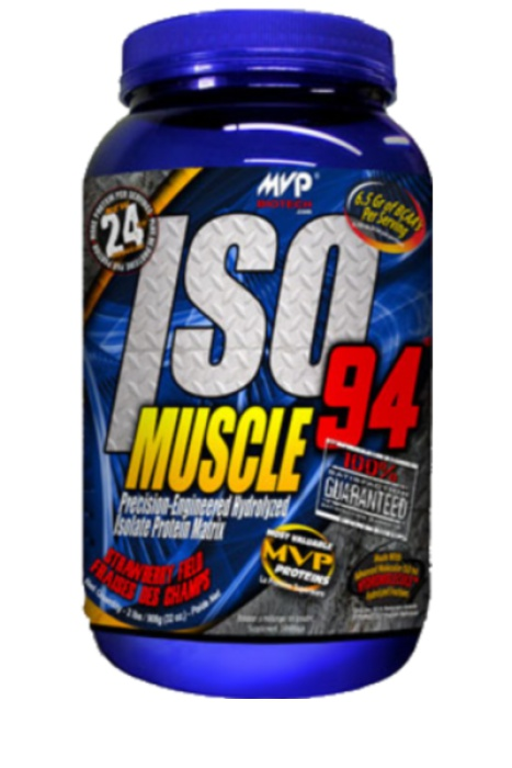 Iso muscle 94 - MVP biotech - isolate | Toutelanutrition