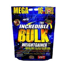 The incredible bulk - MVP Biotech - gainer | Toutelanutrition