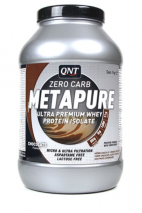 Zero carb metapure - QNT - whey isolate | Toutelanutrition
