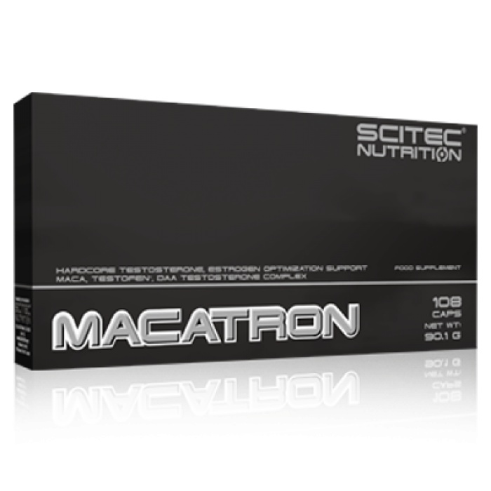 Macatron - Scitec - stimulant hormonal | Toutelanutrition