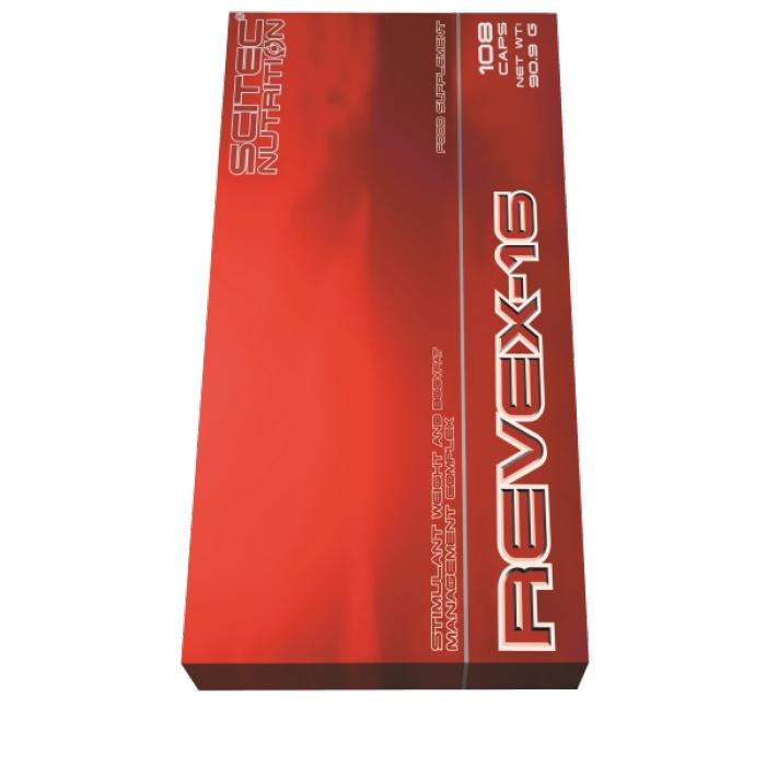 Revex16 - Scitec nutrition - bruleur de graisse | Toutelanutrition