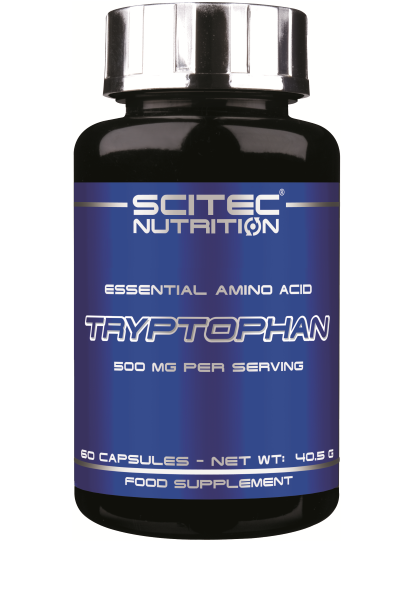 Tryptophan - acide aminé - Scitec nutrition | Toutelanutrition