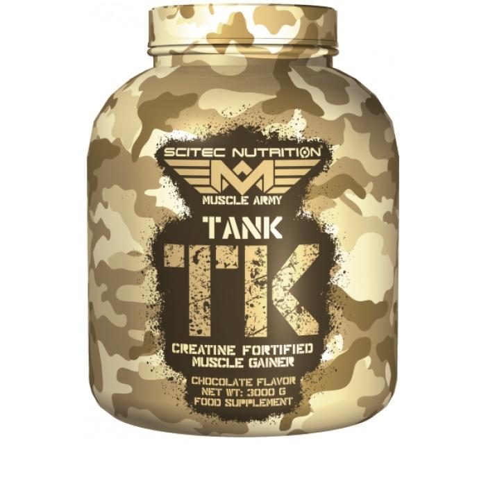 Tank - Scitec nutrition - gainer | Toutelanutrition