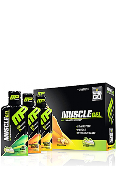 Muscle gel - Musclepharm - proteine | Toutelanutrition