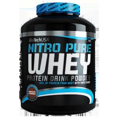 Nitro Pure Whey - Proteine Biotech USA | Toutelanutrition
