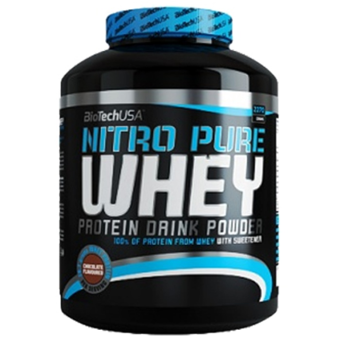 Nitro Pure whey