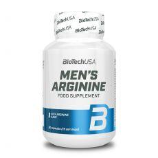 Mens arginine - Biotech USA - vitamines | Toutelanutrition
