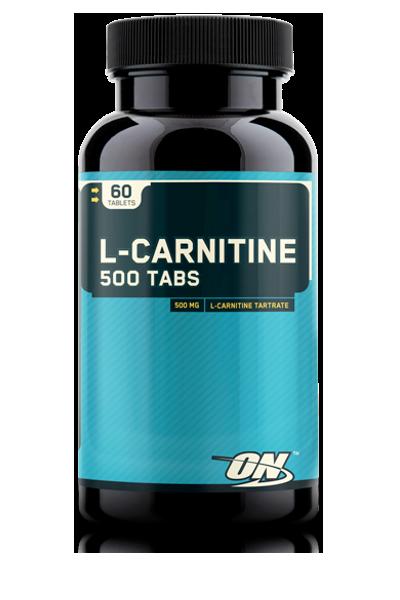 L-carnitine - Optimum nutrition - carnitine | Toutelanutrition