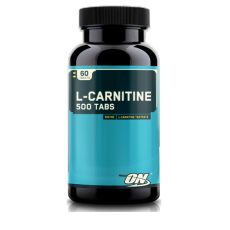 L-carnitine - Optimum nutrition - carnitine | Toutelanutrition