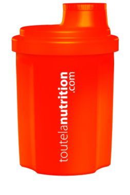 Shaker 300ml - Toutelanutrition