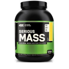 Serious mass - Optimum nutrition - gainer | Toutelanutrition