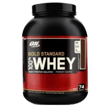 100% Whey Gold - Proteine Optimium Nutrition   Toutelanutrition