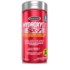 Hydroxycut SX 7 - Muscletech - bruleur graisse | Toutelanutrition