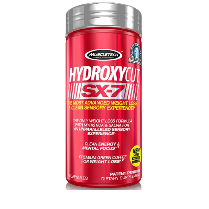 hydroxycut sx 7 muscletech bruleur graisse toutelanutrition. Black Bedroom Furniture Sets. Home Design Ideas