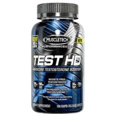 Test HD - Muscletech - testostérone | Toutelanutrition