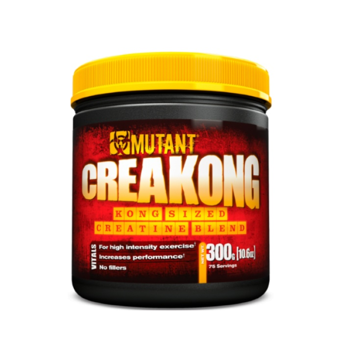 Creakong - pure creatine - Mutant | Toutelanutrition